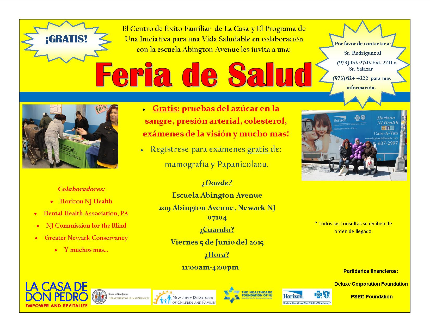Health Fair June-SP